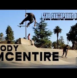 Cody McEntire L.A. Skateparks 2014