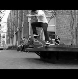 Cody McEntire Skates NC State