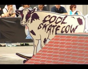 COOL SKATE COW