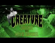 Creature Quickie: Kevin Baekkel