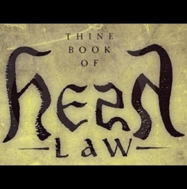 Creature Skateboards: Hesh Law