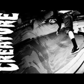 Creature Skateboards: Jimmy Wilkins Pro
