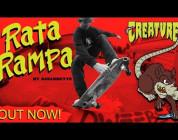 "Creature Skateboards: Navs ""Rata Rampa"" Deck"