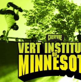 Creature - Vert Institute Of Minnesota