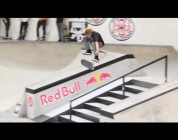 CURREN CAPLES AT VOLCOM DAMN AM 2013