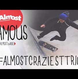 Daewon Song and Almost Craziest Trick Giveaway!