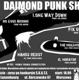 Daimond Punk Show Warszawa