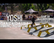 DAMN AM WOODWARD WEST FINALS 2015 – 1ST PLACE YOSHI TANENBAUM – RAW FOOTAGE
