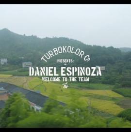 Daniel Espinoza - Turbokolor Co. Welcome to the team.