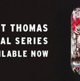 DARKSTAR SKATEBOARDS - CHET THOMAS METAL SERIES