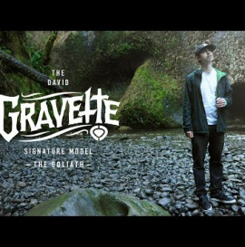 David Gravette's Goliath Signature Shoe Commercial