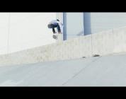 David Hafsteinsson - FULL DITCH PART - West Coast Ditchin LV To LA Skateboarding