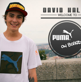 David Kalina welcome to Puma on Board
