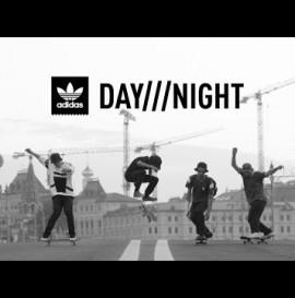 DAY / NIGHT – adidas Skateboarding Russia