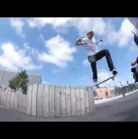 DC Shoes Europe - Special Delivery Tour 2016 - Scandinavia