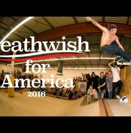 Deathwish For America Tour