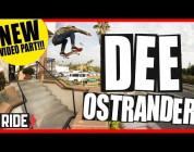Dee Ostrander New Baker Part - Baker Skateboard