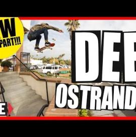Dee Ostrander New Baker Part - Baker Skateboard