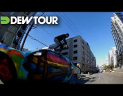 Dew Tour SF 2013: Streetstyle Course Overview
