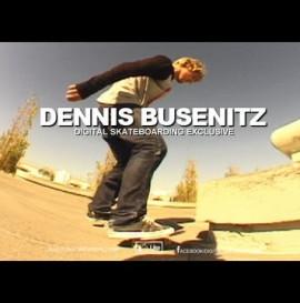 DIGITAL SKATEBOARDING - DENNIS BUSENITZ 5 TRICK LINE