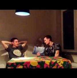 DixonSHOW #10 - Felipe Gustavo & Dominik Jaskółka, COCKTAIL, Sk8Dystrybucje