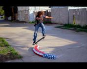 DIY - Curved Parking Block - Skateboarding for Independence - Van Days Ep. 19