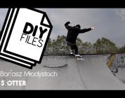\'DIY Files\' - Spotter con Bartosz Młodystach