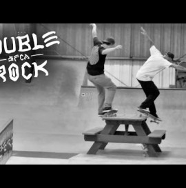 Double Rock: Peter Ramondetta and Josh Matthews
