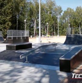 Dwa nowe skateparki
