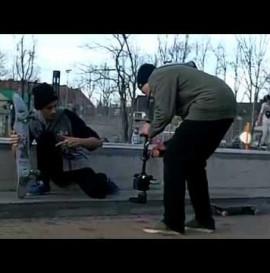Dziura - Zakopane skateboarding 2015