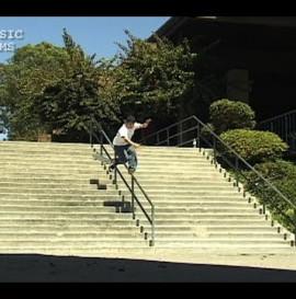 El Toro Handrail Vs. Matt Dryer Tailslide