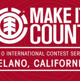 ELEMENT CONTEST SERIES - DELANO, CA