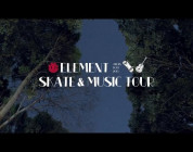 Element in Japan - Skate and Music Tour