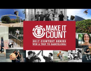 ELEMENT MAKE IT COUNT 2017