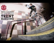 "ELEMENT ""WELCOME TO THE FAMILY"" TRENT McCLUNG"
