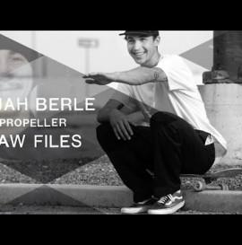 "Elijah Berle's ""Propeller"" RAW FILES"