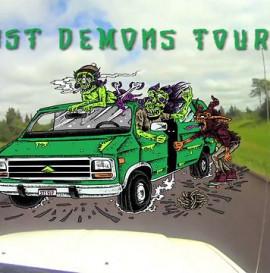 Emerica Canada - Dust Demons Tour 2012