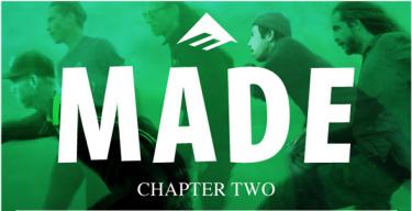 Emerica Made Chapter 2 - polskie premiery.