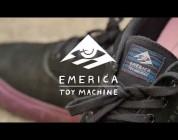Emerica Presents: Collin Provost x Toy Machine