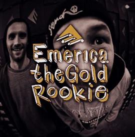 Emerica The Gold Rookie 6 - zaproszenie