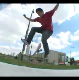 Emerica The Gold Rookie Contest 4 - Dawid Czelej