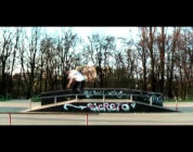 Emerica The Gold Rookie Contest 4 - Maks Stupecki