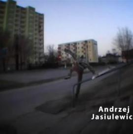 Emerica The Gold Rookie Contest 5 - Andrzej Jasiulewicz