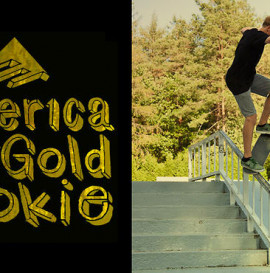 Emerica The Gold Rookie Contest - Finał 2012