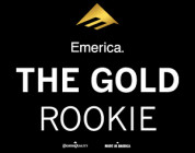 Emerica The Gold Rookie  vol. VIII