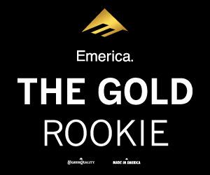 Emerica The Gold Rookie  vol. VIII