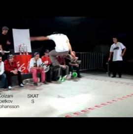 European final éS Game of Skate 2010