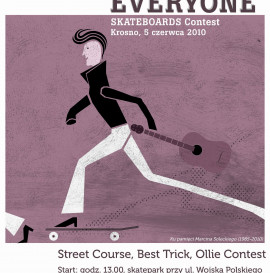 Everyone Skateboard Contest Krosno
