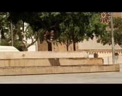 Felipe Skate Arte - Halfcab Heelflip - Big 3 - MACBA