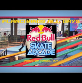 Final Global Red bull Skate Arcade 2014 – Planchandoalldays Video
